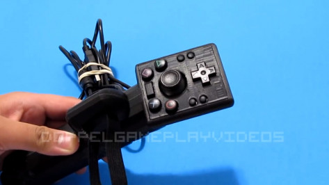 Featured image of Gamer Uses 3D Printing to Prototype One-Handed PlayStation 4 Controller