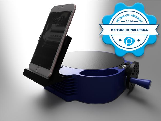 Image of: Project 1: The 30$ 3D Scanner V7
