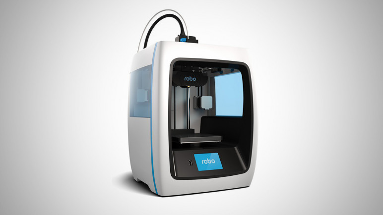Image of Best Cheap 3D Printer Priced Under $1000: Robo C2