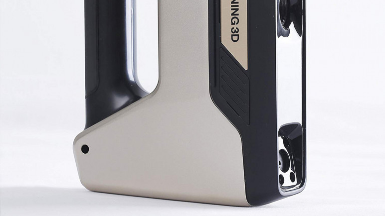 Image of Shining3D EinScan Pro+ 3D Scanner – Review the Specs: Specs