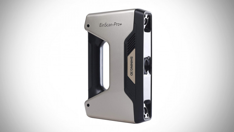 Image of Shining3D EinScan Pro+ 3D Scanner – Review the Specs: Features
