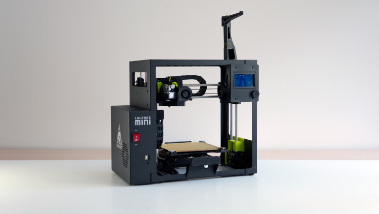 Image of Lulzbot Mini 2: Editor's Choice