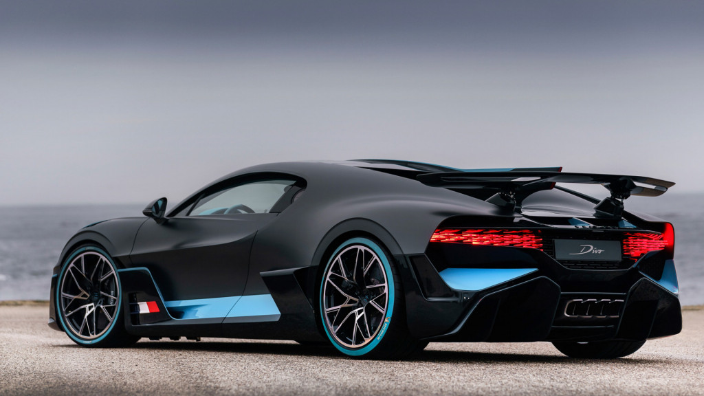 Small Chevy Suv >> New Bugatti Divo Supercar Features an Elegant 3D Printed Rear Grille | All3DP