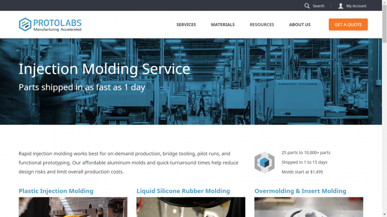 Injection Molding Companies - The Best Companies On The