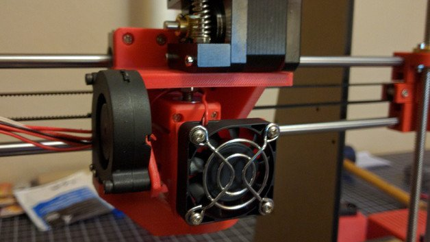 photograph relating to Anet A8 Printable Upgrades identified as 5 Suitable Anet A8 Extruder Updates All3DP
