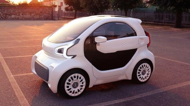 Featured image of XEV débute la production de voitures électriques imprimées en 3D