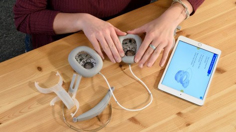 Featured image of Educational BOSEbuild Headphone Kit Developed Using 3D Printing