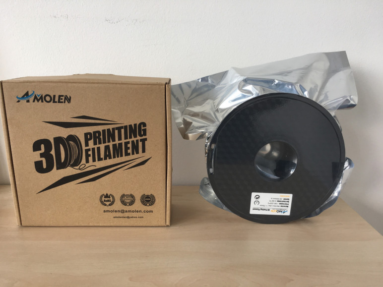 Image of Amolen Marble PLA Review: What's Special?