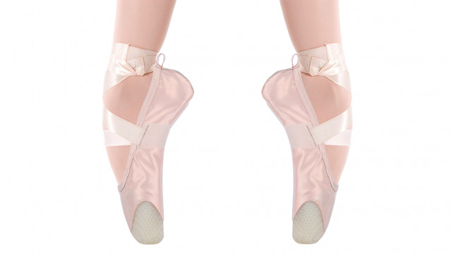 "Featured image of 3D Printed Ballet Shoe ""P-rouette"" Reduces Pain and Injuries for Dancers"