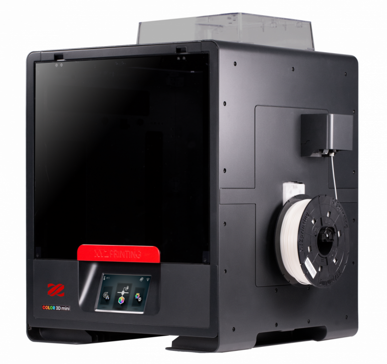 Image of XYZPrinting da Vinvi Color mini: Review the Facts: Review the Main Features