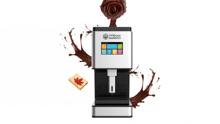 Image of 3D Food Printer: Wiiboox Sweetin