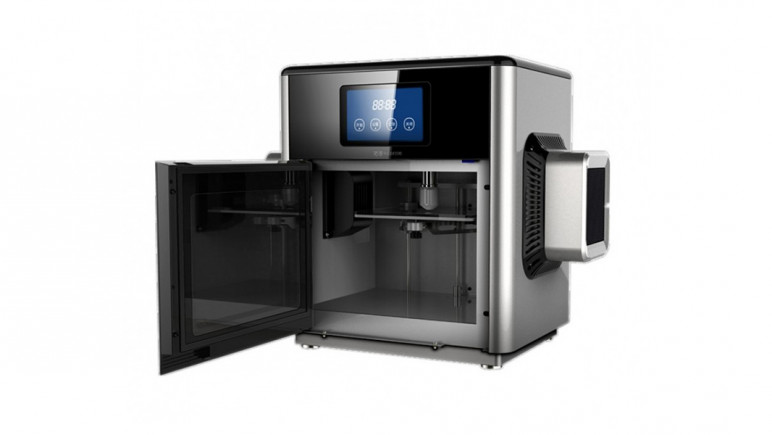 Image of 3D Food Printer: MMuse Touchscreen
