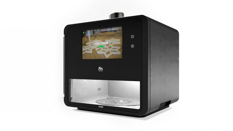 Image of 3D Food Printer: Natural Machines Foodini