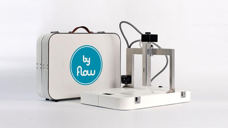 Image of 3D Food Printer: byFlow Focus