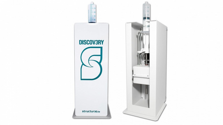 Image of 3D Food Printer: Discov3ry Structur3D