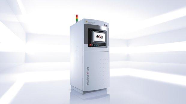 Image of Guide de l'imprimante 3D métal: EOS M 100