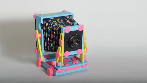 Featured image of Cameradactyl 3D Printed Camera Smashes Kickstarter Funding Goal