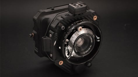Featured image of The Goodman One: A 3D Printed Open Source Camera