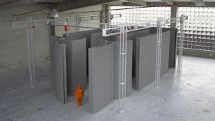 Featured image of 3D Printhuset Wins Kamp C Tender for Construction 3D Printer