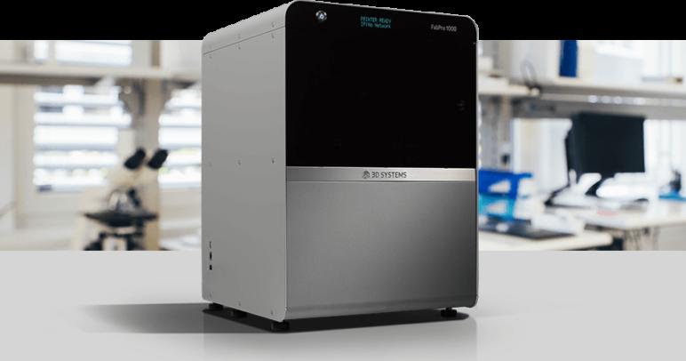 Image of Die 25 besten Resin-(LCD/DLP/SLA)-3D-Drucker im Winter 2018/19: 3D Systems FabPro 1000