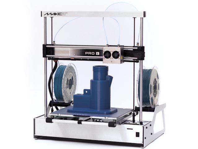 Image of Large 3D Printer (Large-Format / Large-Scale / Large-Volume): MAKEiT PRO-L