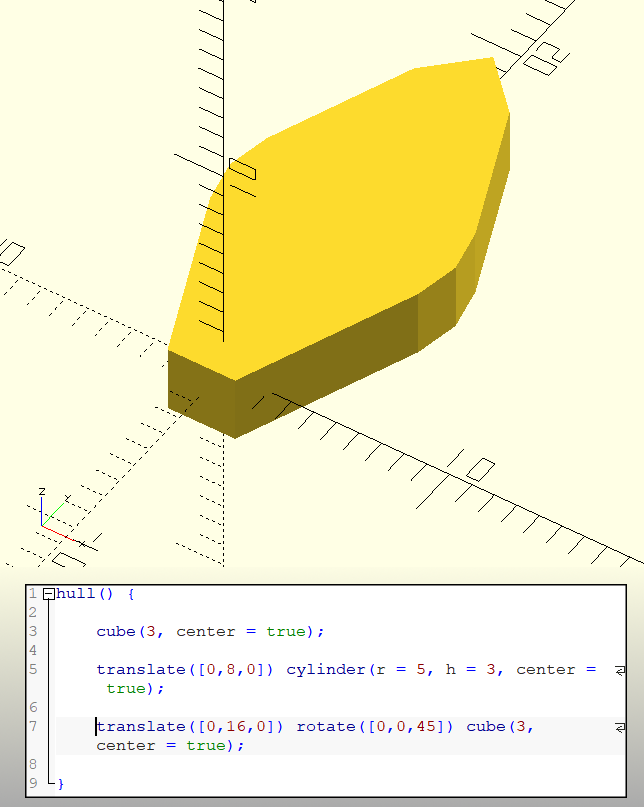Image of: OpenSCAD Modules: Setting Up the Workspace