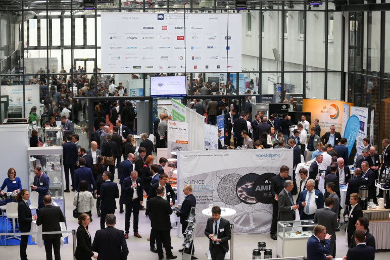 Image of Additive Manufacturing / 3D Printing Conference: March 14-15, 2019 - 3. Additive Manufacturing