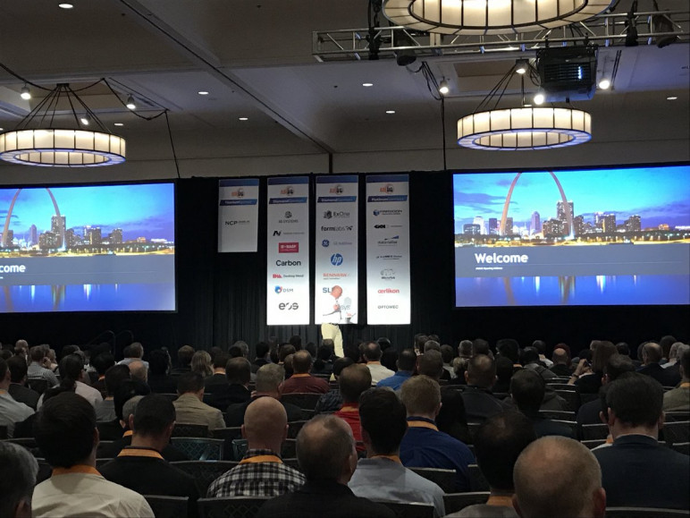 Image of Additive Manufacturing / 3D Printing Conference: March 31 - April 4, 2019 - AMUG 2019