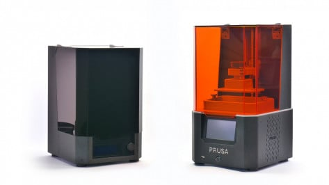 Featured image of Original Prusa SL1 – Zoom sur l'imprimante 3D résine de Prusa