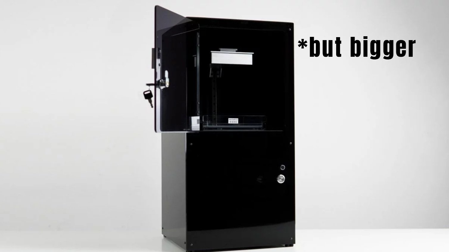 The Next Big Thing in Desktop SLA? Peopoly Introduces the Moai 200 | All3DP