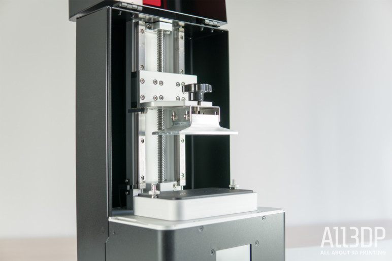 Image of Best Cheap 3D Printer Priced Under $1000: Phrozen Shuffle