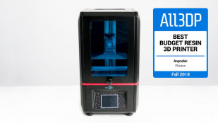 Featured image of 2018 Anycubic Photon Review – Best Budget Resin 3D Printer