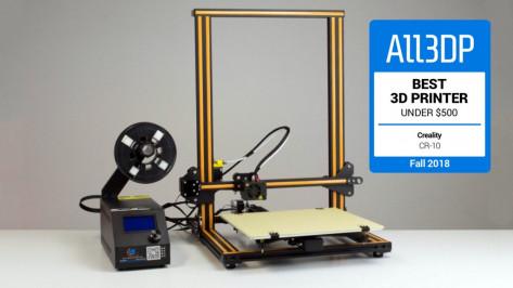 Featured image of Creality CR-10: mejor impresora 3D por menos de 500€ [Review]