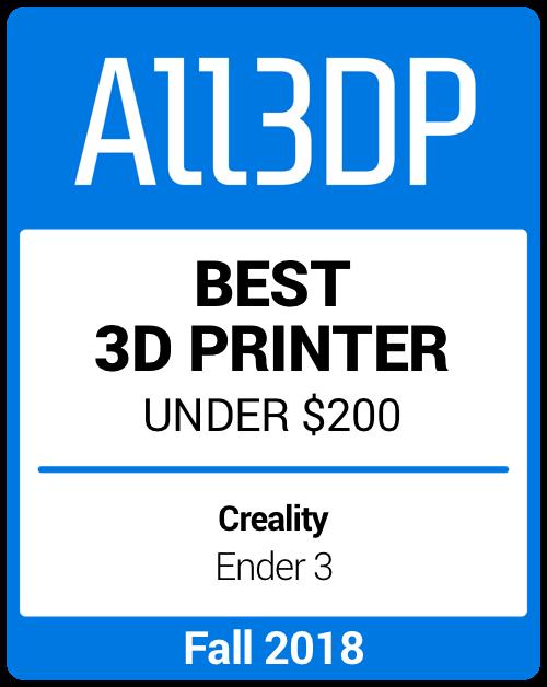 Best 3D Printer under $200