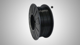 Featured image of [DEAL] $14 off MatterHackers PRO Series Black* PLA Filament