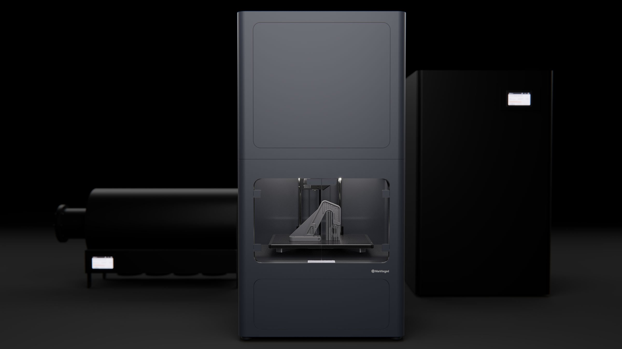 Markforged Metal X – Zoom sur l'imprimante 3D métal | All3DP Pro