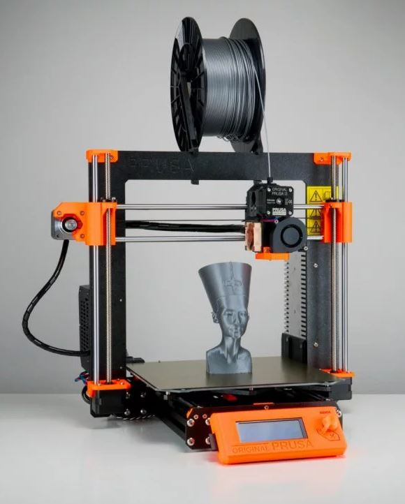 The Original Prusa i3 MK3