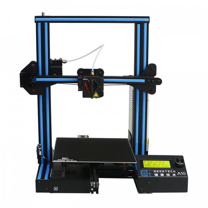 Image of Geeetech A10 – Review the Specs of this 3D Printer: Tech Specs
