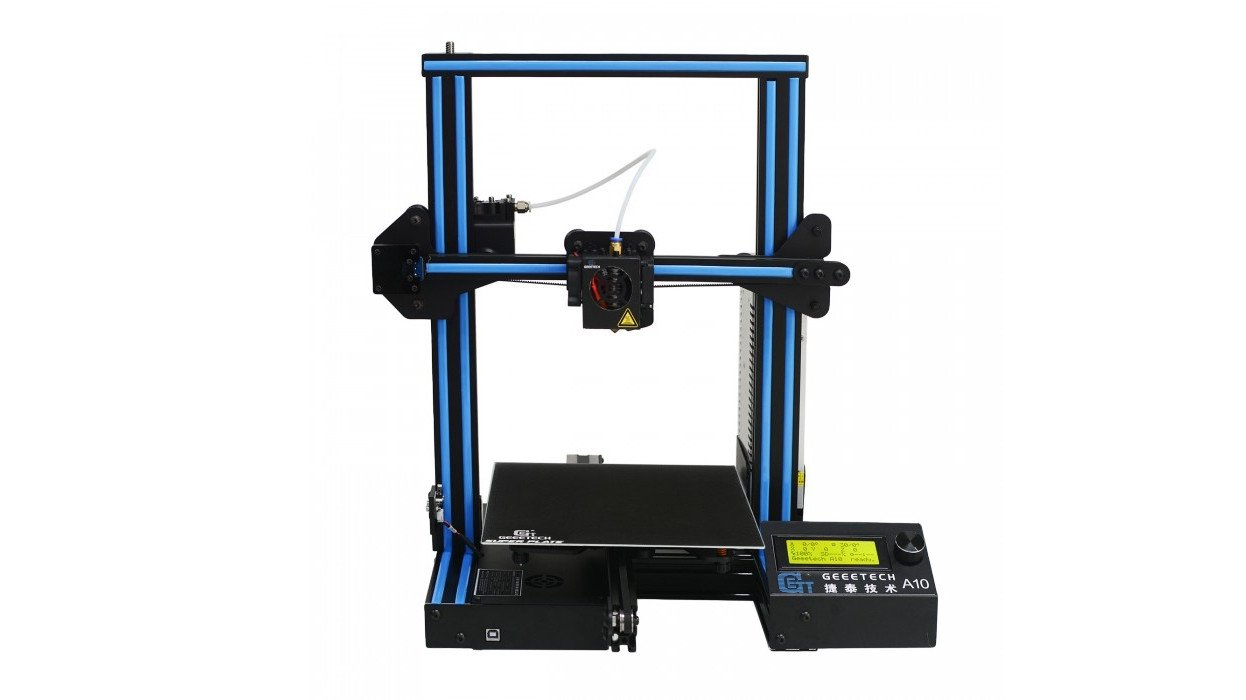 Geeetech A10 3D Printer: Review the Specs | All3DP