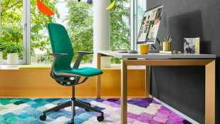 Featured image of Steelcase Uses Carbon 3D Printing to Create Customized Arm Caps for SILQ Office Chair