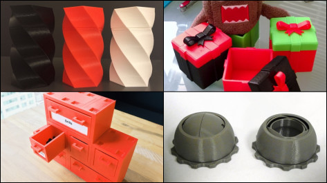 Featured image of 3D Printed Box – 10 Great Curated Models to 3D Print