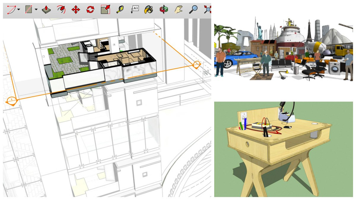 SketchUp Free Download: Is There a Free Full Version? | All3DP