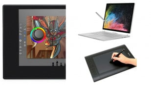 Featured image of 10 Best Drawing Tablets of 2018