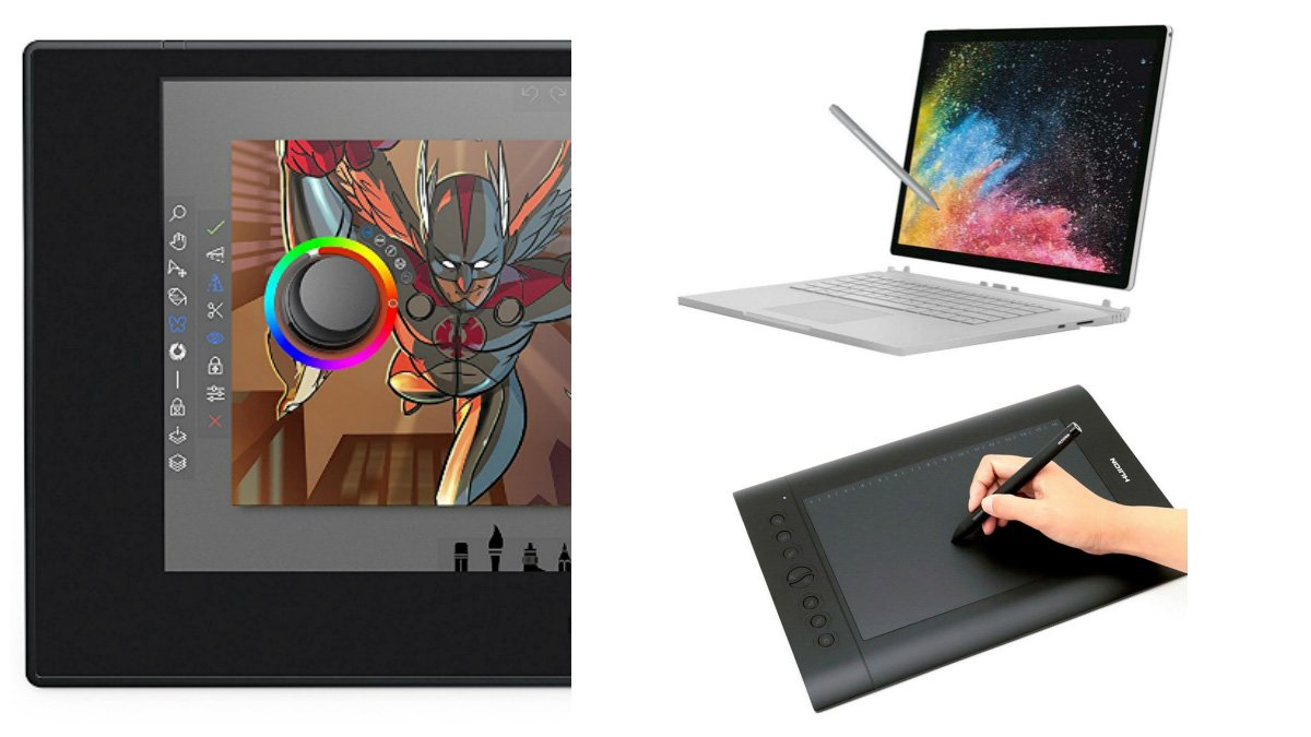 10 Best Drawing Tablets of 2018 | All3DP