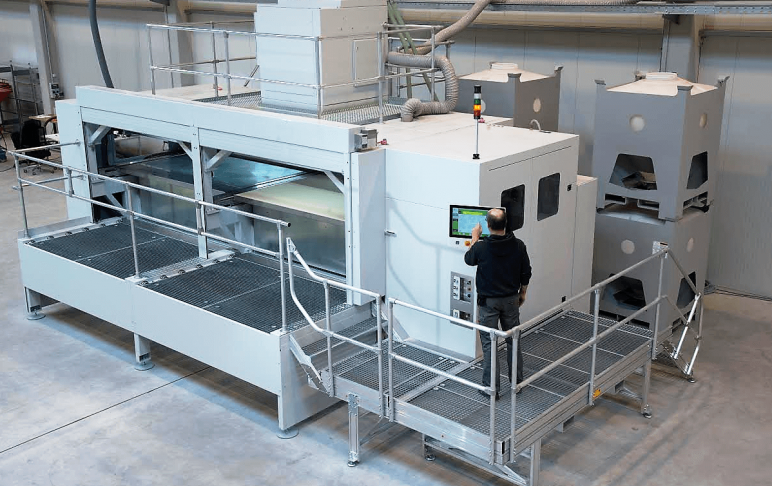 Image of 2018's Biggest & Most Expensive 3D Printers in the World: ExOne Exerial