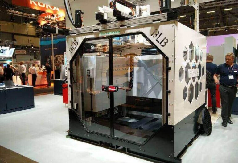 Image of 2018's Biggest & Most Expensive 3D Printers in the World: The Box