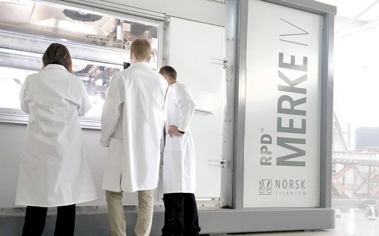 Image of 2018's Biggest & Most Expensive 3D Printers in the World: Merke IV