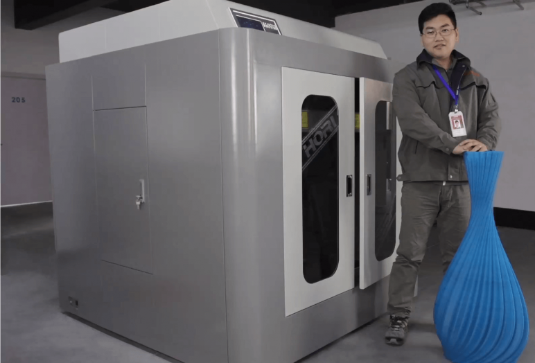 Image of 2018's Biggest & Most Expensive 3D Printers in the World: HORI Z1000