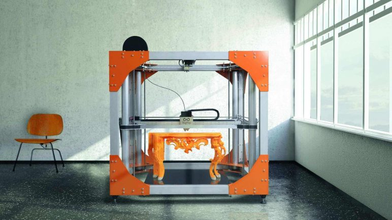Image of 2018's Biggest & Most Expensive 3D Printers in the World: BigRep ONE