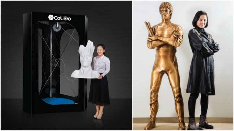 Image of 2018's Biggest & Most Expensive 3D Printers in the World: CoLiDo Mega